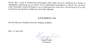 Domænet BusinessEsbjerg.dk forbliver en del af DanmarksBusiness
