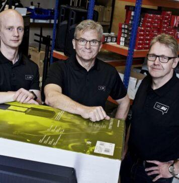 WUAV gennemfører generationsskifte i egne rækker - BusinessEsbjerg
